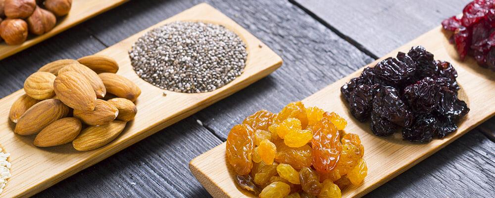 Les bons ingrédients à avoir chez soi pour nourrir  son immunité