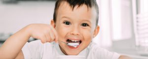 L'importance du yaourt pour les enfants
